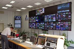 Instrumental monitoring and recording of TV&Radio channels for Control Rooms