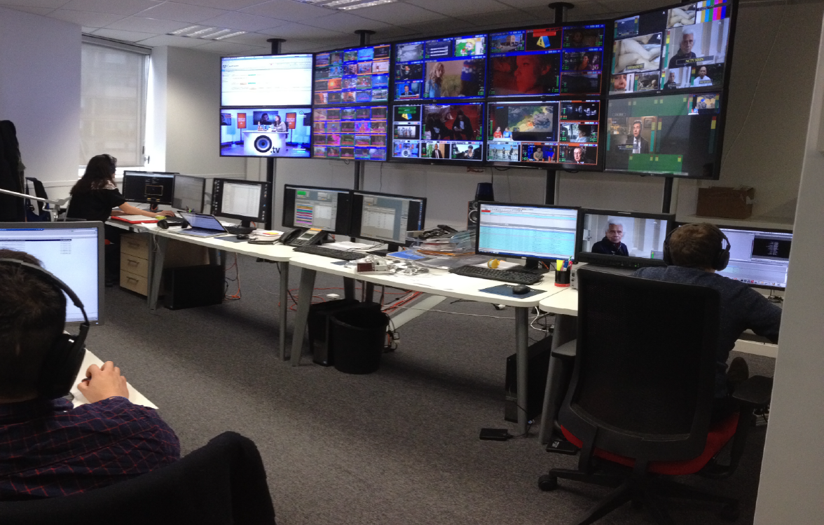 Our Installations - Monitoring Solutions and Multiviewers - Products
